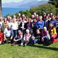 Notre chorale en Corse en 2015