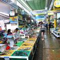 Markets in Tongyeong and Busan, South Korea 2