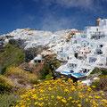Imerovigli, Santorini, Grecja