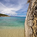 Plaża Xigia, Zakynthos, Grecja