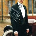 Matt Milne as Alfred Nugent