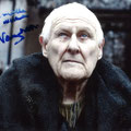Peter Vaughn as Maester Aemon Targaryen
