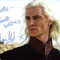 Harry Lloyd as Viseris Targaryen