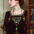 Christina Carty as Virginia Woolf