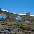 Roque de los Muchachos Observatorium, La Palma, Spanien