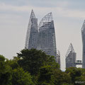 Singapore, Reflections at Keppel Bay