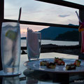 Langkawi, Malaysia, Sunsetdrink at the Hotelbar