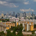 Singapore, view from Mount Faber