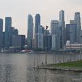 Singapore, Skyline Downtown
