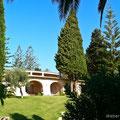 Gartenanlage, Hotel Sofitel Vilalara Thalassa Resort, Porches, Algarve, Portugal