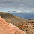 Volcano Teneguia, La Palma, Spanien