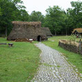 Bronzezeit Dorf