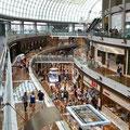 Singapore, Marina Bay Sands, Shopping Mall