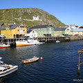 Nyksund, Vesteralen, Norwegen