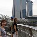 Singapore, Helix-Bridge