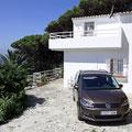 Mein Auto, mein Haus..., leider nur gemietet!  ;-)