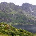 östlich von Svolvaer, Lofoten, Norwegen