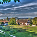 """""""Hofgut Brüglingen"""", Brüglinger Ebene, Merianpark, Münchenstein, Schweiz"""