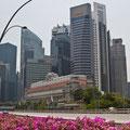 Singapore, Fullerton Hotel