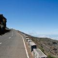 Roque de los Muchachos 2'426m, La Palma, Spanien