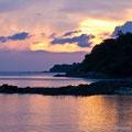 Langkawi, Malaysia, Hotel Beach, Sunset
