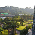 Singapore, Morning View from Reflections at Keppel Bay