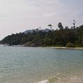 Langkawi, Malaysia, Hotel Beach