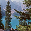Moraine Lake, Kanada 2001