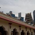 Singapore, Chinatown, Sri Mariamman Temple