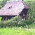 """Mühle beim """"Landwassereck"""" auf der Fahrt nach Freiburg"""