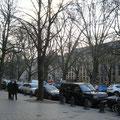 高級店が並ぶケーニヒアレーストリート De-Düsseldorf