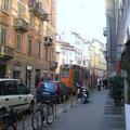 冬のミラノ MILANO