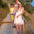 Наша семья В Адыгее