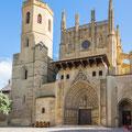 Die Kathedrale ist berühmt für seine Kunstschätze...