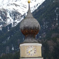 Bergtol – pünktlich um halbe Acht..