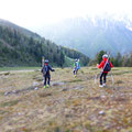 Bergtol …auf der Trafoier Skiepiste
