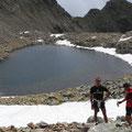 auslockern zu den nahegelegenen Gipfeln