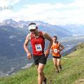Christof Lutz läuft persönliche Bestzeit