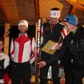 Gesamtsieger Urban mit seinem Strudel-Ski