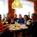 Österliches Frühstück bei den Gallieren - DANKE