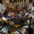 Sandokan-Tradition: Gürtelspalier für die neuen Dan-Träger