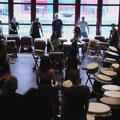 Taiko-Workshop Gocoo, Sandaiko, u.a.