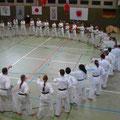 Thema: Rhytmische Harmonie und harmonischer Rhytmus im San-Do-Karate