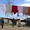 Washingday in a Township