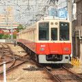 阪神8000系 尼崎