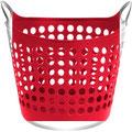 Wäschekorb zum Verzieren