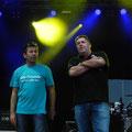 Die Autohändler Jörg & Dragan