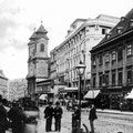 Mariahilferstraße 33, um 1900