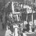 Fronleichnam, 1945