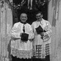 Kaplan Karl Amon & Dr Adam Hausner, 1950